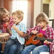 تاثیر-موسیقی-بر-خلاقیت-کودک