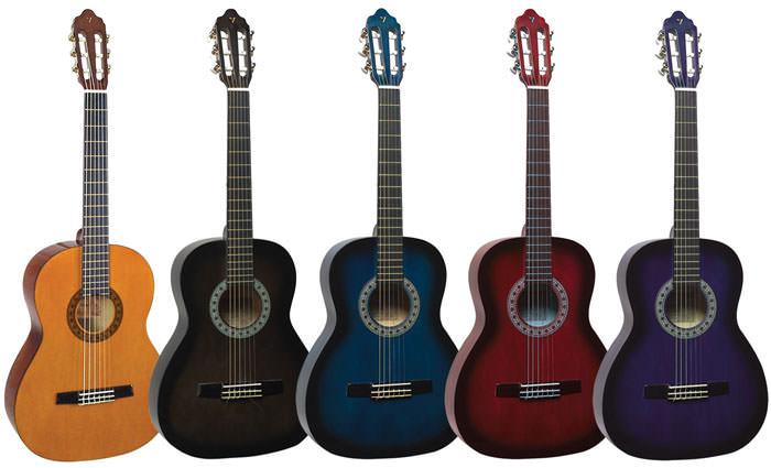 انواع-و-مدل-های-گیتار